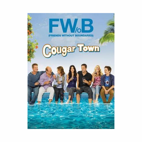 Cougartown Poster 24in x36 in