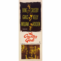 Country Girl The 14inx36in Insert Movie Poster