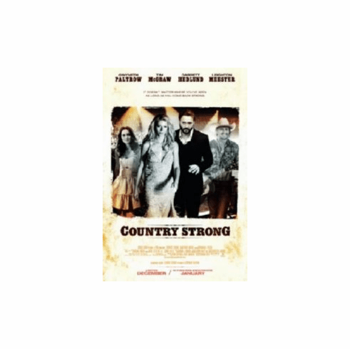Country Strong Movie 8x10 photo Master Print #01