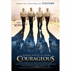 Courageous Movie Poster 24x36 #01