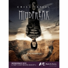 Criss Angel Mindfreak 8x10 photo master print