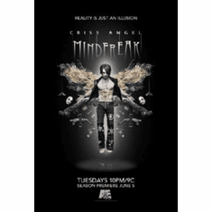 Criss Angel Mindfreak Mini #01 8x10 photo master print