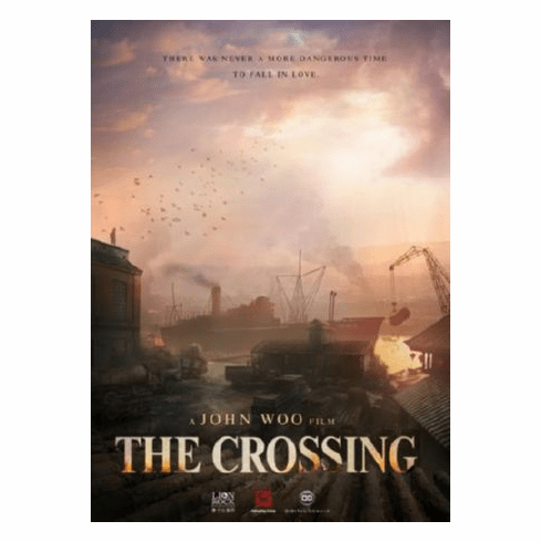 Crossing The 8x10 Movie Poster Photo