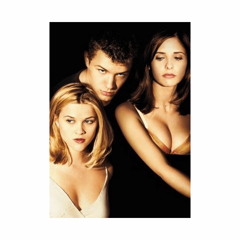 Cruel Intentions Movie Poster Textless 24in x36 in