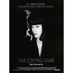 Crying Game The Movie Poster 24inx36in