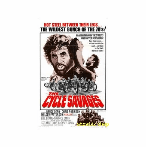 Cycle Savages The Movie 8x10 photo Master Print