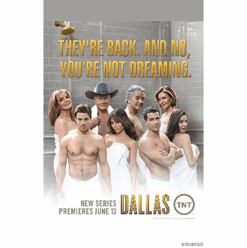 Dallas Mini Poster 11X17