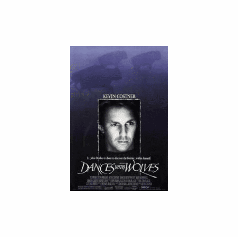 Dances With Wolves Movie 8x10 photo Master Print