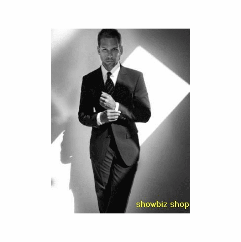 Dane Cook Poster Bw Suit 24inx36in