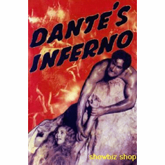 Dantes Inferno Poster Art 24inx36in