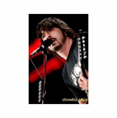 Dave Grohl #01 8x10 photo master print