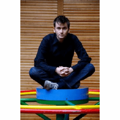 David Tennant Poster Table 24inx36in