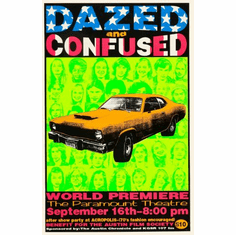 Dazed And Confused Movie poster 24inx36in Poster
