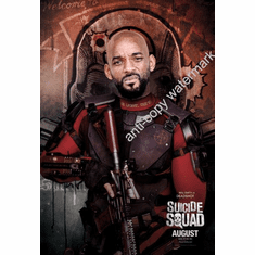 Deadshot Suicide Squad Poster Movie Poster 24x36
