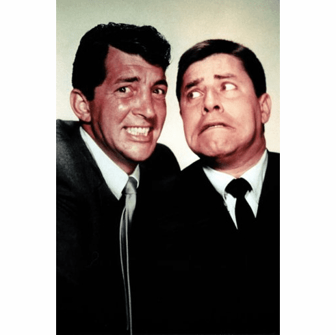Dean Martin Jerry Lewis Poster 24inx36in Poster