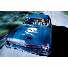 Death Proof Movie Poster No Text 24in x36 in