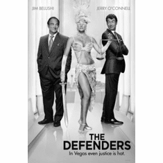 """Defenders Black and White Poster 24""""x36"""""""