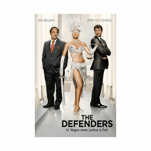 Defenders The Poster 24in x36 in