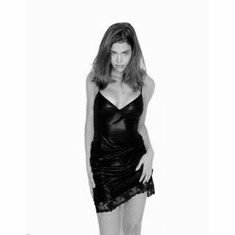 "Denise Richards Black and White Poster 24""x36"""