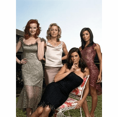 Desperate Housewives Glam Ladies 11x17 Mini Poster
