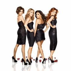 Desperate Housewives mini poster 11x17 #01