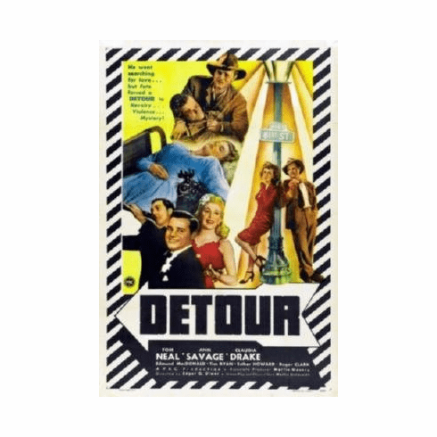 Detour Mini Movie #01 8x10 photo master print