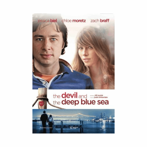 Devil And The Deep Blue Sea Mini Poster 11x17