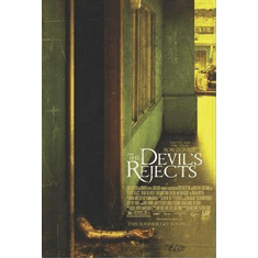 Devils Rejects The Movie Poster 24in x36 in