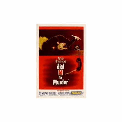 Dial M For Murder Movie 8x10 photo Master Print #01
