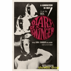 Diary Of A Swinger Movie 8x10 photo Master Print