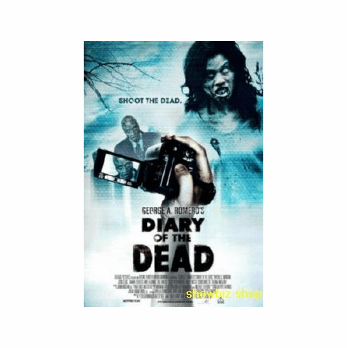 Diary Of The Dead Movie 8x10 photo Master Print