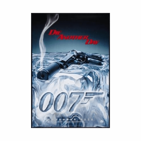 Die Another Day Mini #01 8x10 photo Master Print