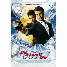 Die Another Day Movie Poster 24inx36in