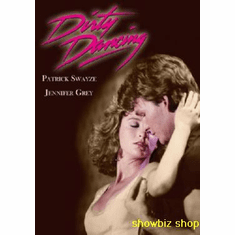 Dirty Dancing Grey Swayze Movie Poster 11x17 Mini Poster