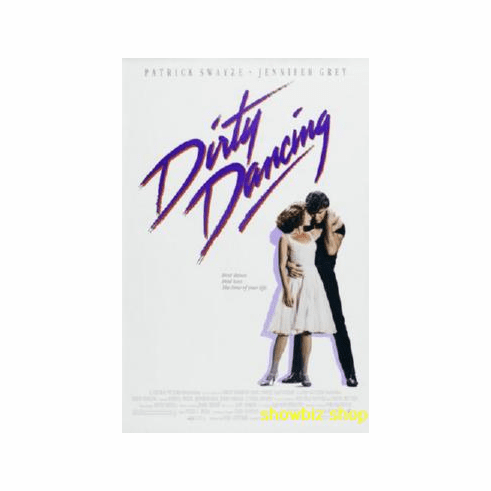 Dirty Dancing Movie Poster 11x17 Mini Poster