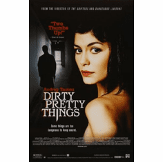 Dirty Pretty Things Movie Poster 24inx36in
