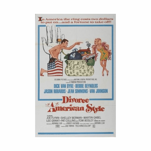 Divorce American Style Movie 8x10 photo master print #01