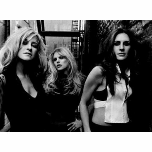 "Dixie Chicks The Black and White Poster 24""x36"""