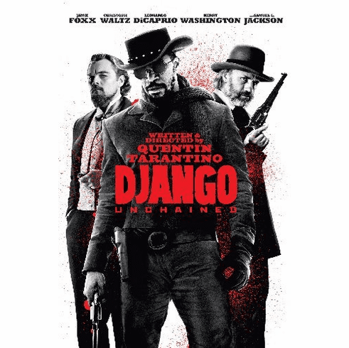Django Unchained Movie 8x10 print photo
