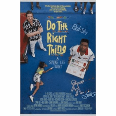 Do The Right Thing Movie Poster 24in x36 in