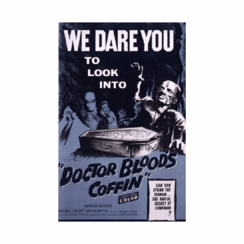 Doctor Bloods Coffin 8x10 photo master print