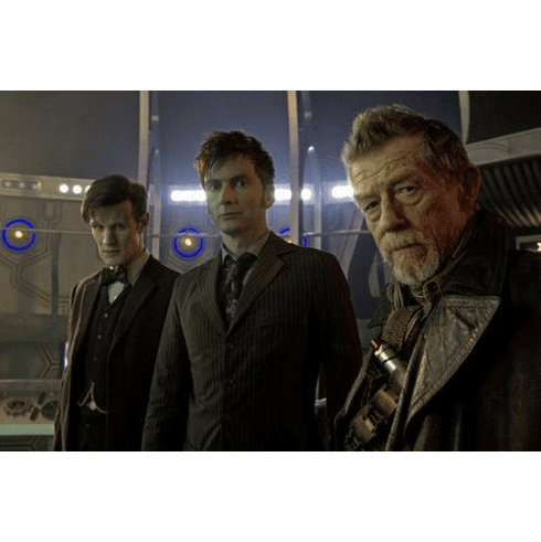 doctor who 8x10 photo