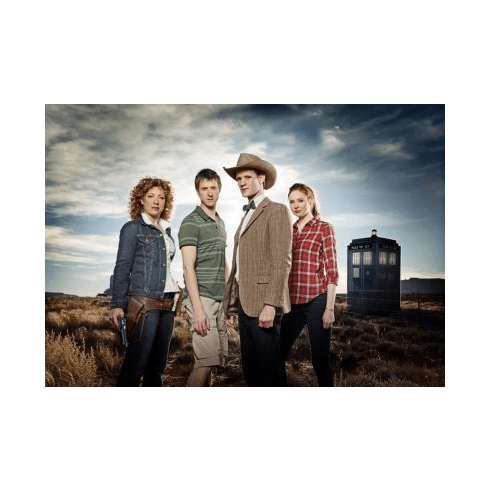 Doctor Who Mini Poster 11x17
