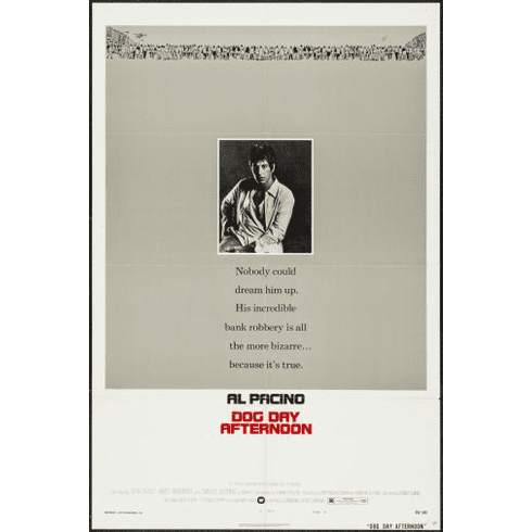 Dog Day Afternoon Movie Poster 24x36