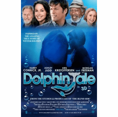 Dolphin Tale Movie Poster 24x36 #01