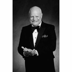 """Don Rickles Black and White Poster 24""""x36"""""""