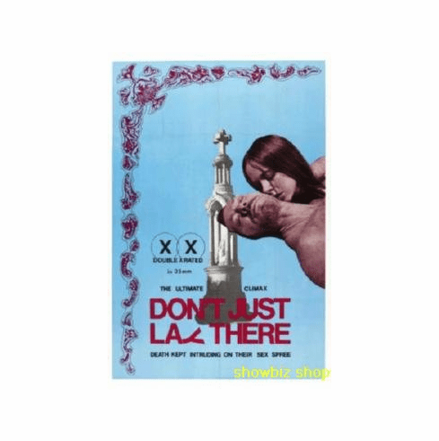Don't Just Lay There Movie 8x10 photo Master Print