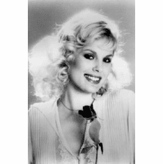 "Dorothy Stratten Black and White Poster 24""x36"""