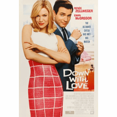 Down With Love Movie Poster 24inx36in Poster
