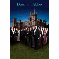 Downton Abbey Movie Poster 24inx36in Poster